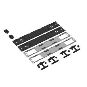 PLUM (HO) PP111 201系走行化キットA (クハ201・200用) 返品種別B