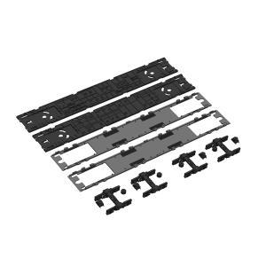 PLUM (HO) PP112 201系走行化キットA (モハ201・200用) 返品種別B