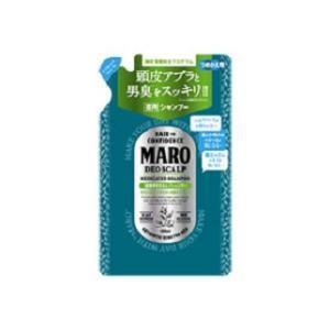 MARO 薬用デオスカルプシャンプー 詰替用 400ml マーロ 返品種別A