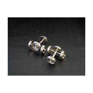 カツミ (HO) φ10.5プレート車輪 片側絶縁ピボット軸(4軸入り) 返品種別B