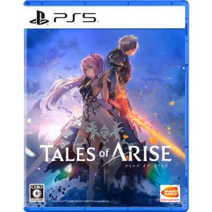 バンダイナムコエンターテインメント (上新オリジナル特典付)(PS5)Tales of ARISE ...