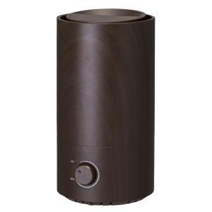 スリーアップ 超音波式加湿器(6畳まで ダークウッド) Three-up Rainy(レイニー) HFT-1720DW 返品種別A|joshin