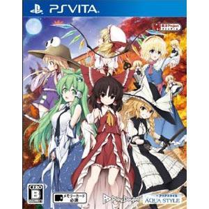 メディアスケープ (PS Vita)不思議の幻想郷TOD -RELOADED-(通常版)リローデッド 返品種別B|joshin