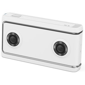 レノボ Lenovo Mirage Camera with Daydream VR180対応 4K 2眼カメラ ZA3A0011JP 返品種別B|joshin