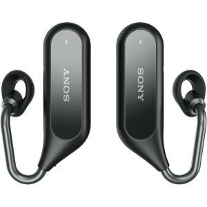 ソニー ボイスアシスタント機能搭載Bluetoothヘッドセット(ブラック) SONY XPERIA...
