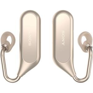 ソニー ボイスアシスタント機能搭載Bluetoothヘッドセット(ゴールド) SONY XPERIA...