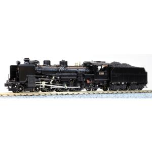 ワールド工芸 (N) 国鉄 C51 80号機 蒸気機関車 組立キット リニューアル品 返品種別B joshin