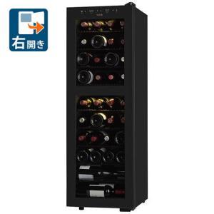 (標準設置 送料無料)さくら製作所 ワインセラー(38本収納) (右開き) ブラック ZERO CLASS Smart SB38 返品種別A|joshin
