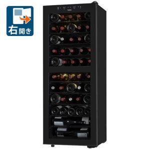 (標準設置 送料無料)さくら製作所 ワインセラー(51本収納) (右開き) ブラック ZERO CLASS Smart SB51 返品種別A|joshin