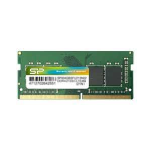 シリコンパワー PC4-17000(DDR4-2133)260pin DDR4 SDRAM S.O.DIMM 8GB SP008GBSFU213B02 返品種別B Joshin web