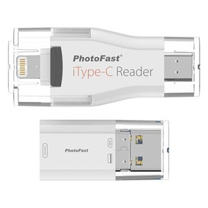 PhotoFast Type-C/ Lightning/ USB 3.1 Gen1/ Micro U...