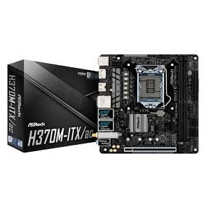 ASRock Mini ITX対応マザーボードH370M-ITX/ ac H370M-ITX/ AC 返品種別B
