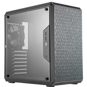 クーラーマスター ミドルタワー型PCケース (ブラック)MasterBox Q500L MCB-Q500L-KANN-S00 返品種別B|Joshin web