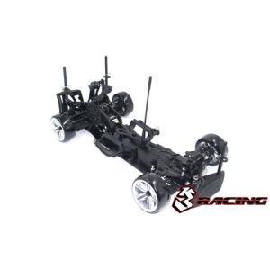 3レーシング 1/ 10 Sakura D4 ドリフトカー RWD スポーツエディション(ブラック) (KIT-D4RWDS/ BK)ラジコン 返品種別B|joshin