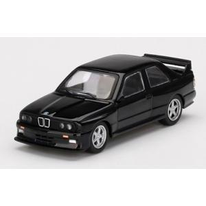 MINI−GT 1/ 64 BMW M3 ACシュニッツァーS3スポーツ ブラック(左ハンドル)(M...