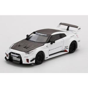 MINI−GT 1/ 64 LB-Silhouette WORKS GT Nissan 35GT-R...