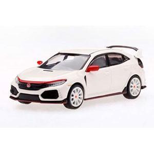 TSM Model 1/ 64 Honda シビック Type R チャンピオンシップホワイトモデューロキット装着車 (右ハンドル)(MGT00010-R)ミニカー 返品種別B