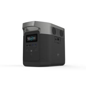 エコフロー ポータブル電源 ECOFLOW EFDELTA EFDELTA1300-JP 返品種別A