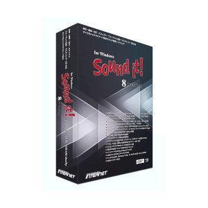 インターネット Sound it! 8 Premium for Windows 返品種別B|joshin