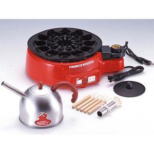 杉山金属 たこ焼き器(12穴タイプ) たこ焼き工場トントン KS-2614 返品種別A|joshin