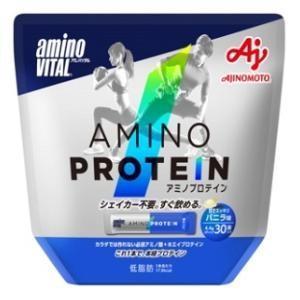 アミノバイタル アミノプロテイン バニラ 30本 味の素 アミノバイタルプロテイン30ホン 返品種別...
