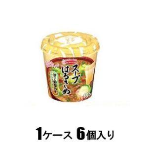 スープはるさめ 鶏だし野菜みそ 33g(1ケース6個入) エースコック ス-プハルサメトリヤサイミソ33G*6 返品種別B|joshin