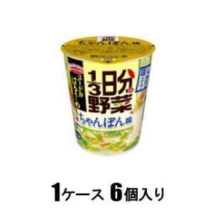 ヌードルはるさめ 1/ 3日分の野菜 ちゃんぽん味 43g(1ケース6個入) エースコック ハルサメ1/ 3ニチヤサイチヤンポン6コ 返品種別B|joshin