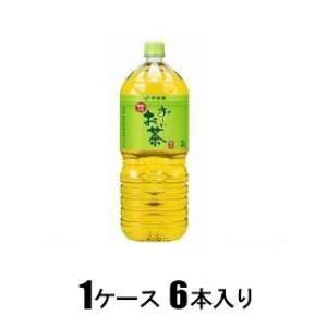 おーいお茶 緑茶 2L(1ケース6本入) 伊藤園 リヨクチヤ2L 1ケ-ス 返品種別B|joshin
