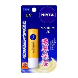 ニベア モイスチャーリップ UV 3.9g 花...の関連商品9