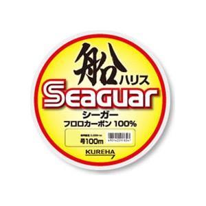 シーガー シーガー 船ハリス 100m(10号) Seaguar(クレハ)ハリス 船用 フロロカーボン シーガー フネハリス 100m(10ゴウ) 返品種別A|joshin