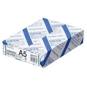 コクヨ KB用紙(共用紙) A5 500枚 K...の関連商品2