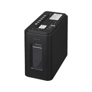 コクヨ デスクサイドマルチシュレッダー(アーバンブラック) KOKUYO Silent-Duo KPS-MX100D 返品種別A