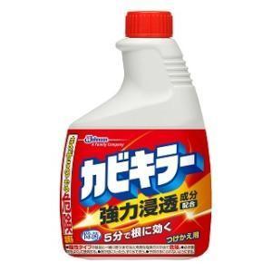 カビキラー つけかえ用 400g ジョンソン カビキラ-カエ 返品種別A|joshin