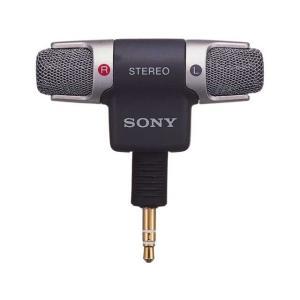 ソニー エレクトレットコンデンサーマイクロホン(ステレオ) プラグインパワー対応 ECM-DS70P 返品種別A joshin