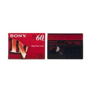 ソニー ミニDVカセット60分5巻パック 5DVM-60R3 返品種別A|joshin