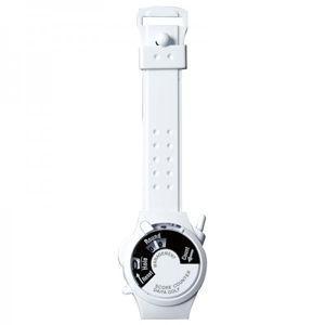 在庫状況:入荷次第出荷/お届け:未定/◆腕時計型のシンプルカウンター◆ホールとトータル(1〜99)ま...