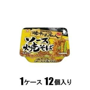 マルちゃん 焼そば名人 ソース焼そば 118g(1ケース12個入) 東洋水産 メイジンソ-スヤキソバ118GX12 返品種別B joshin