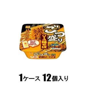 マルちゃん ごつ盛り ソース焼そば 171g(1ケース12個入) 東洋水産 ゴツモリソ-スヤキソバ171GX12 返品種別B|joshin