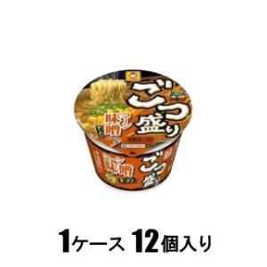 マルちゃん ごつ盛り コーン味噌ラーメン 138g(1ケース12個入) 東洋水産 ゴツモリコ-ンミソ138GX12 返品種別B|joshin