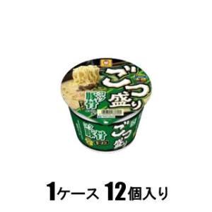 マルちゃん ごつ盛り コク豚骨ラーメン 115g(1ケース12個入) 東洋水産 返品種別B