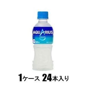 アクエリアス 300ml(1ケース24本入) コカ・コーラ アクエリアス 300P ケ-ス 返品種別B joshin