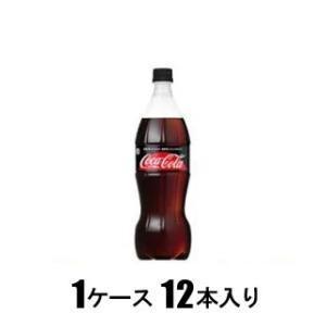 コカ・コーラゼロ 1L(1ケース12本入) コカ・コーラ コカ・コ-ラゼロ 1Lケ-ス 返品種別B|joshin