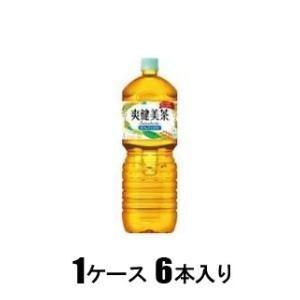 爽健美茶 ペコらくボトル 2L(1ケース6本入) コカ・コーラ ソウケンビチヤペコラク2L ケ-ス 返品種別B|joshin