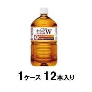 からだすこやか茶W 1.05L 1ケース(12本入) コカ・コーラ カラダスコヤカチヤW 1.05L...