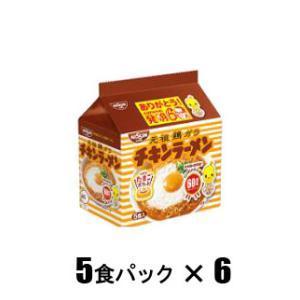 チキンラーメン(5食パック×6) 日清食品 チキンラ-メン5PX6 返品種別B joshin