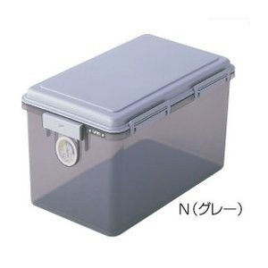 ナカバヤシ キャパティ ドライボックス(グレー) DB-27L-N 返品種別A