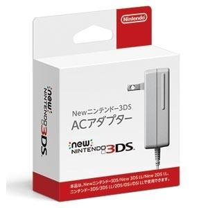 任天堂 (ニンテンドー3DSシリーズ)ACアダプ...の商品画像
