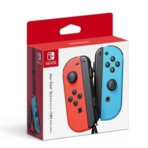 任天堂 (Nintendo Switch)Joy-Con(L) ネオンレッド/ (R) ネオンブルージョイ コン ジョイコン 返品種別B|joshin