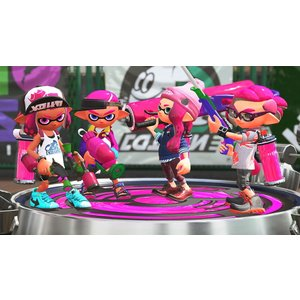 任天堂 (Nintendo Switch)Splatoon 2(スプラトゥーン2) 返品種別B|joshin|02