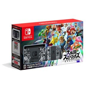 任天堂 Nintendo Switch 大乱闘スマッシュブラザーズ SPECIALセット 返品種別B|joshin